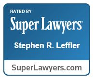 Super Lawyers Badge - Stephen R. Leffler
